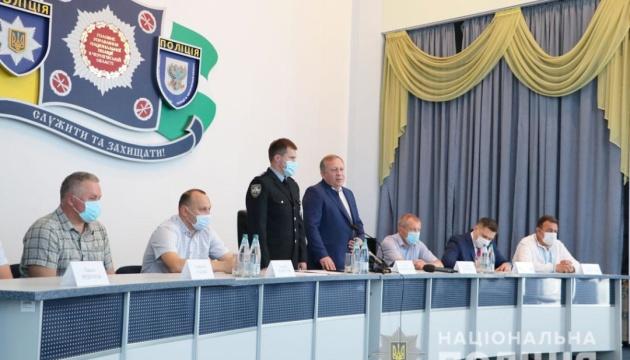 Поліцію Чернігівщини очолив киянин Нідзельський
