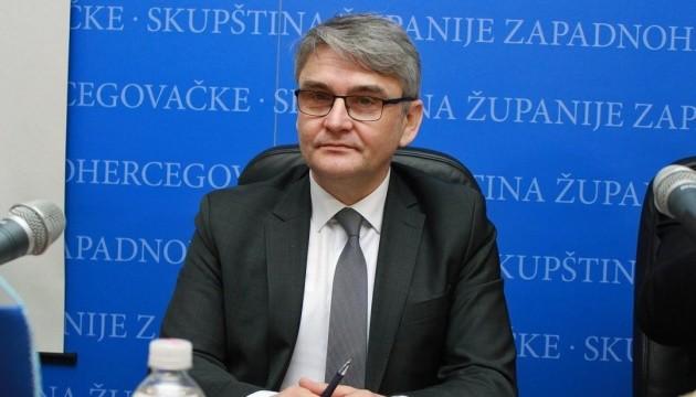 У Боснії і Герцеговині від COVID-19 помер міністр