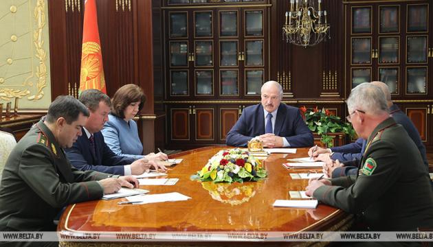 Лукашенко скликав Радбез через затримання російських бойовиків