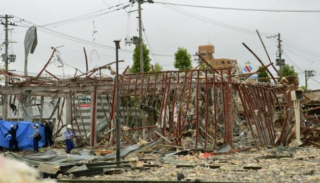 У ресторані в Японії стався вибух, є загиблий та поранені