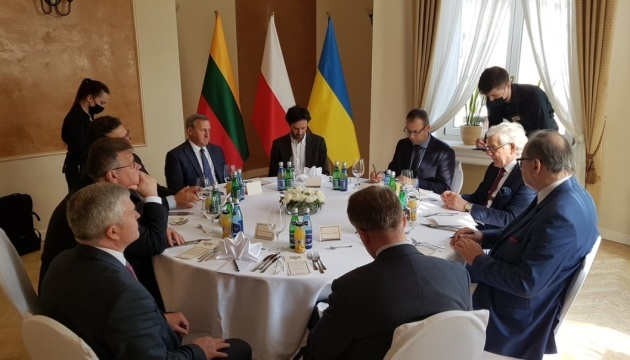 Kuleba w Lublinie - Nie możemy pozwolić, aby koronawirus zabił nasze gospodarki