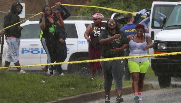 В американському Сент-Луїсі - стрілянина, троє загиблих