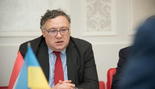 La Hongrie maintient le véto à l'adhésion de l'Ukraine à l'OTAN