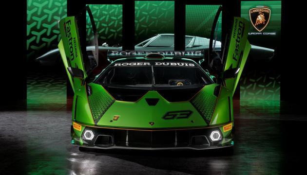Lamborghini представила новий суперкар із найпотужнішим двигуном