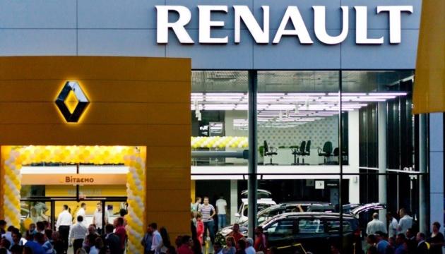 Renault a dominé le marché automobile en Ukraine au premier semestre de 2020