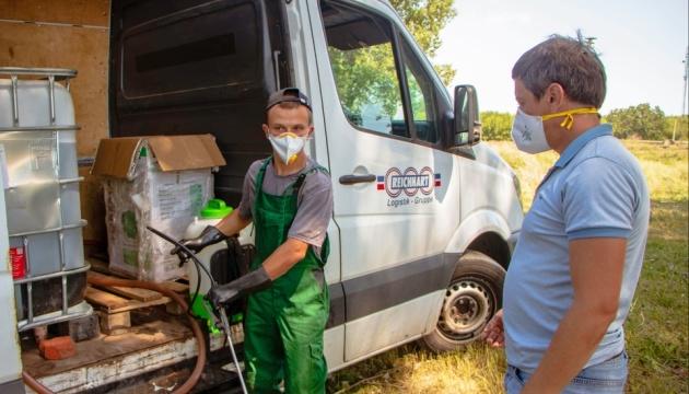 У Дніпрі пропонують новий біохімічний засіб проти амброзії