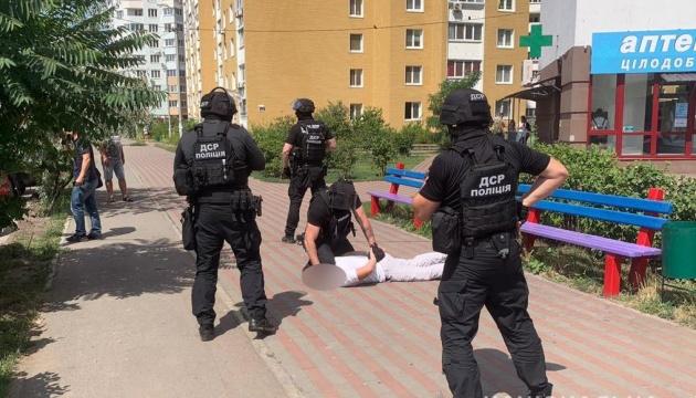 Поліція інсценувала вбивство і затримала організатора