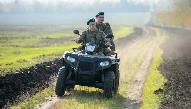 Прикордонні загони у шести областях реорганізують за європейськими нормами