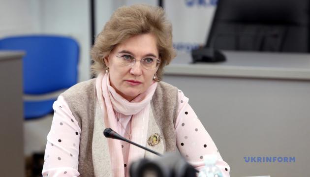 Голубовская выступает за введение полного локдауна