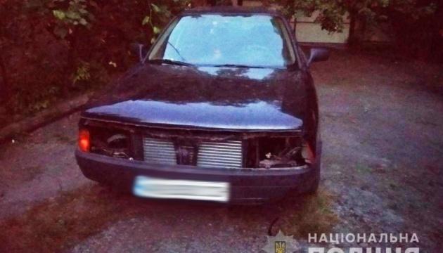 На Вінничині нетверезий водій збив жінку з дитиною та втік з місця ДТП