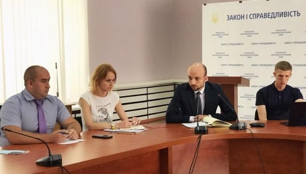 Прокуратура АРК усилит противодействие нарушениям въезда / выезда на территорию полуострова