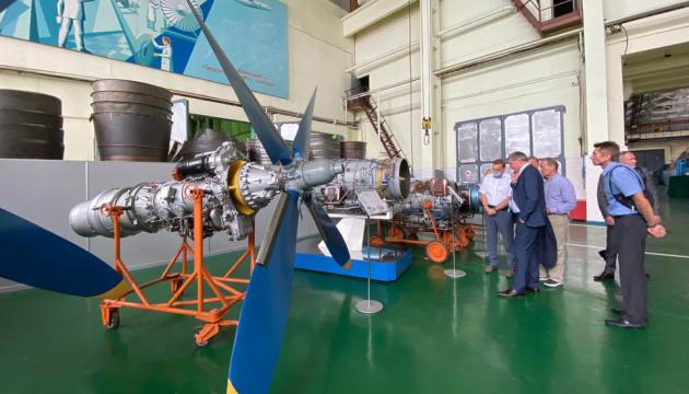 Ukroboronprom pokazał cykl produkcyjny całej linii stacji radarowych