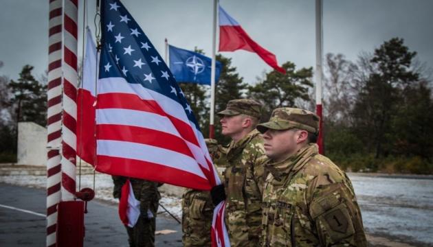 Варшава и Вашингтон согласовали размещение в Польше американских войск