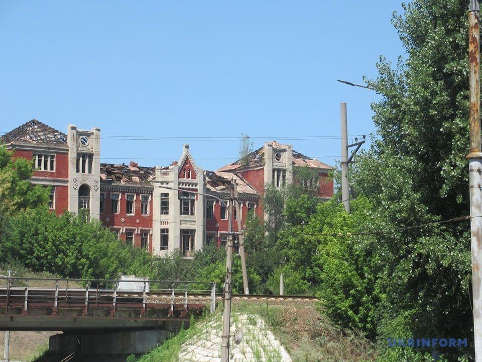 Лікарня від бельгійців