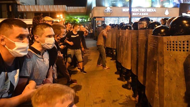 Радикалізація протестів