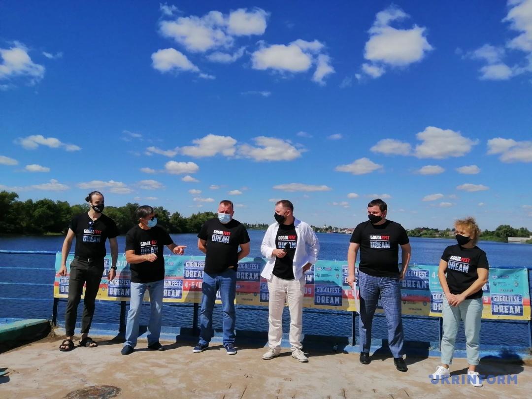 Гогольfest переїжджає до Херсона: організатори готують сюрпризи