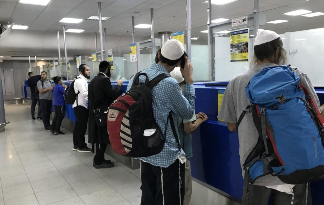 До Умані хасиди будуть добиратися як через столичні аеропорти, так і манівцями / Фото: dpsu.gov.ua