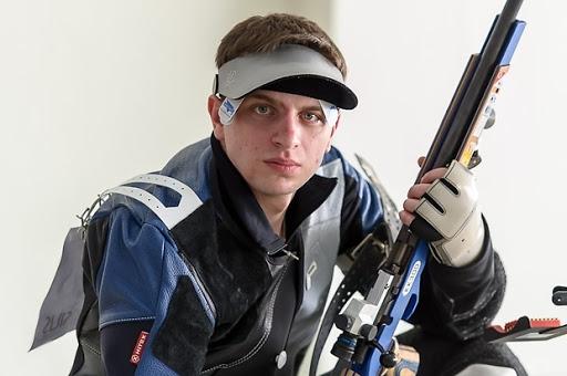 Срібний призер Олімпіади в Ріо Сергій Куліш
