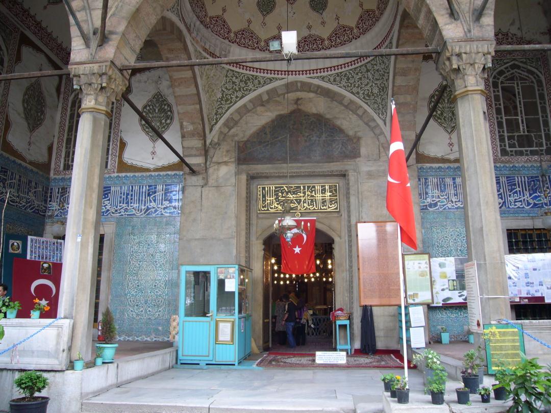 Тюрбе Турхан-султан в Новій мечеті, Стамбул.