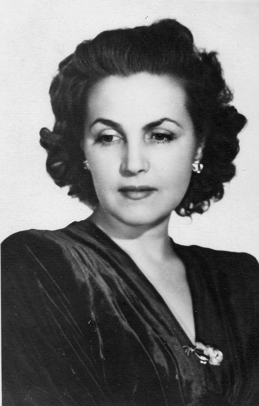 актриса Тамара Фёдоровна Макарова