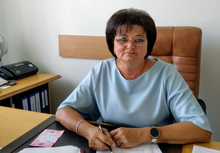 Оксана Чайчук / Фото: Євгенія Цебрій