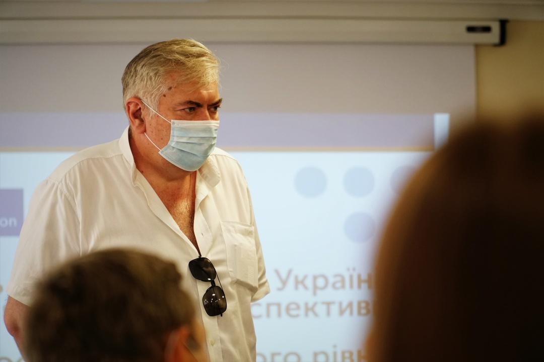 Юрій Ромаскевич / Фото: Пресслужба Херсонської ОДА