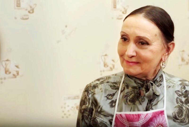 в фильме Путешествие к центру души, 2018 г