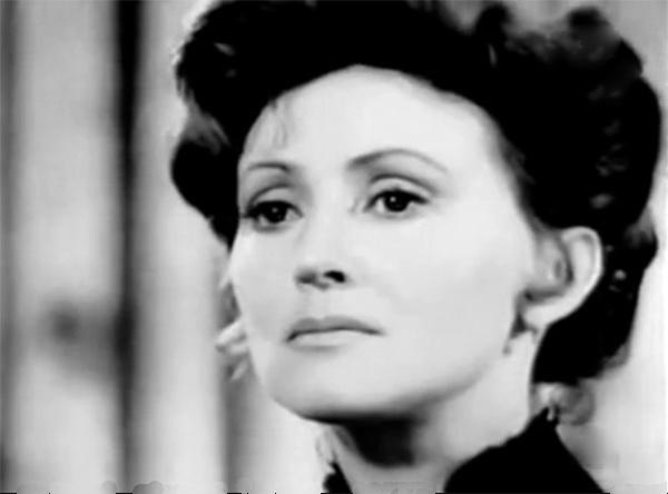 в телеспектакле Насмешливое моё счастье, 1977 г.