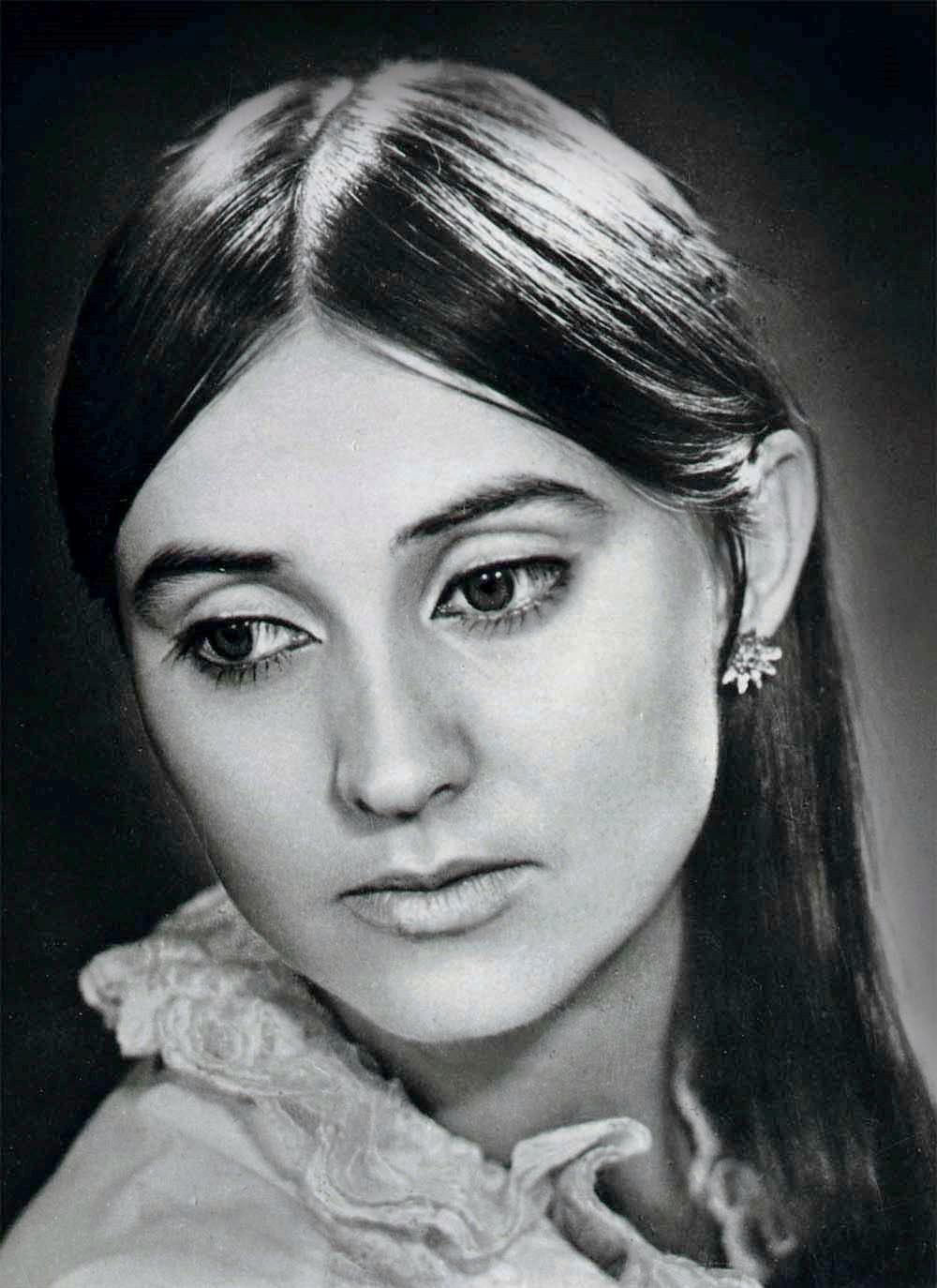 Лариса Кадочникова, 1968 г.