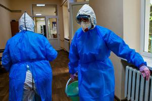 Covid-19 in Kyjiw: 102 neue Fälle, ein Todesfall