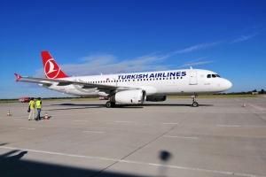 Turkish Airlines прекратили полеты в Россию