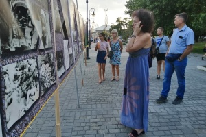 На Луганщині вшанували пам'ять жертв нацистського геноциду ромів