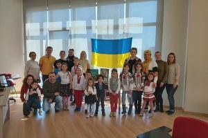 Українська школа в Стамбулі запрошує дітей на навчання