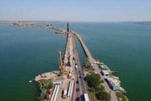 Міст через Хаджибейський лиман повністю оновлять до травня 2021 року - Укравтодор