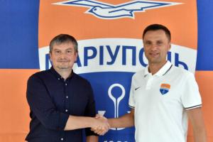 Остап Маркевич - главный тренер «Мариуполя»