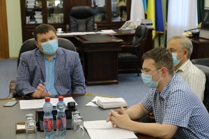 У Херсоні комісія МОЗ перевіряє інформацію СБУ про неякісні тести на коронавірус
