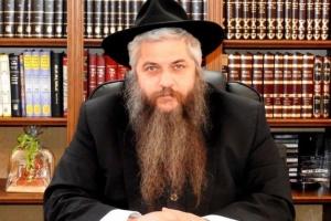 El Gran Rabino de Ucrania agradece a Zelensky por la iniciativa de otorgar el estatus estatal a las fiestas religiosas judías