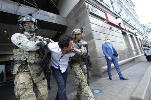 """Спецоперація у бізнес-центрі """"Леонардо"""": задіяли 300 силовиків"""