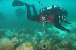 У Греції відкрили перший підводний музей