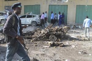 У столиці Сомалі стався теракт, є загиблі
