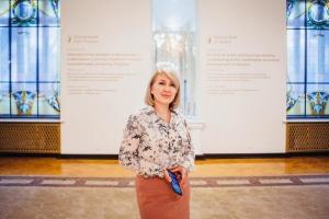 З Нацбанку звільнилася директорка департаменту комунікацій