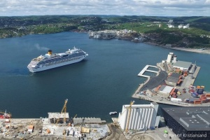 Норвегія заборонила висадку з великих круїзних лайнерів у своїх портах