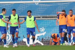 Ледньов, Булеца, Супряга і Родрігес зіграли за «Динамо» у двосторонці