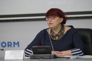 Пресконференція Галини Третьякової. Підсумки роботи за рік: напрямки діяльності у 2020-2021 роках