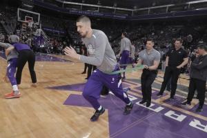 НБА: Алексей Лень готов провести первый матч после рестарта НБА