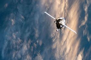 NASA показало лучшие снимки исторической миссии SpaceX