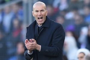 L'Équipe назвала Зидана лучшим футбольным клубным тренером мира