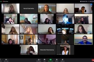 Cтартував перший віртуальний світовий вишкільний табір СУМ