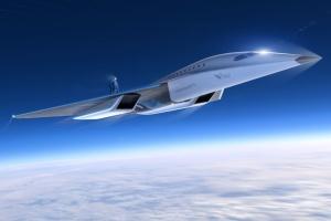 З Лондона до Нью-Йорка за дві години: Virgin Galactic представила концепт літака