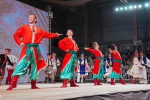 Посол Троненко привітав гурт «Веселка» в Бразилії з 62-річчям